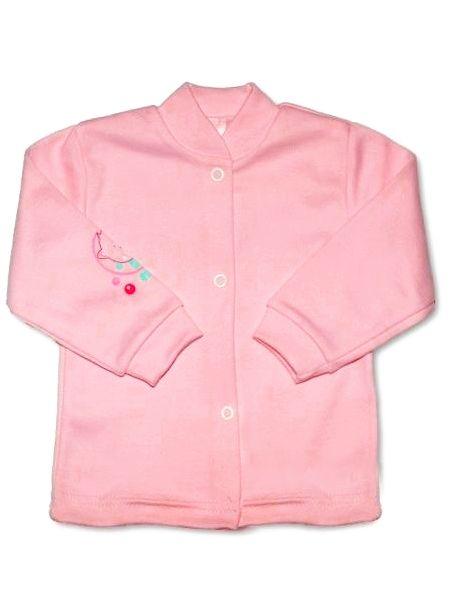 Kojenecký kabátek New Baby růžový Mimimanie.cz