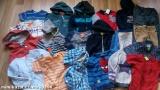 20 ks oblečení pro chlapce vel. 86-92cm > 92