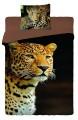 Bavlněné povlečení s motivem Leopard 2013 Jerry Fabrics Mimimanie.cz