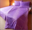 Bavlněné povlečení Violete fialové