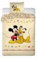 Dětské Disney povlečení Mickey Pluto
