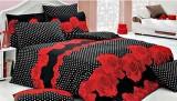 Francouzské oboustranné povlečení bavlna/polyester - Carmen