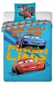 Dětské bavlněné povlečení Cars 2013 blue