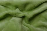 Prostěradlo mikroflanel kiwi
