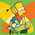 Polštářek Simpsons Bart cushion