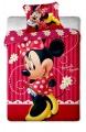 Povlečení Disney - Minnie stripe 2015