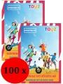 Propagační materiály Toyz balení-100 ks
