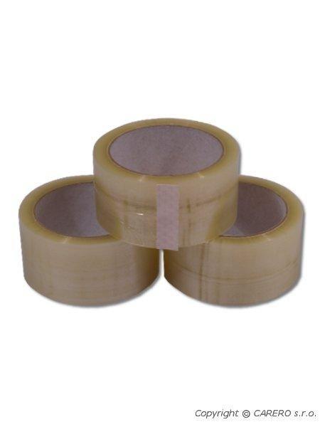 Samolepící páska 48 mm x 66 m - 1 ks CARERO Mimimanie.cz