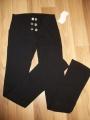 elastické kalhoty pro štíhlé > 152