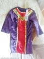 Karneval.kostým pro krále či pro orient. vladaře > 104