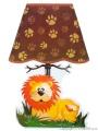 Svítící samolepící LED lampička Bayo lev